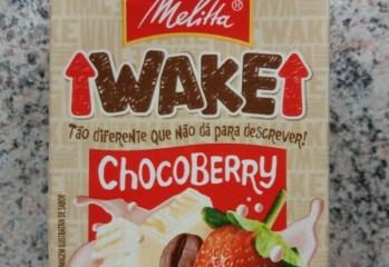 Bebida Láctea Chocoberry Wake Melitta