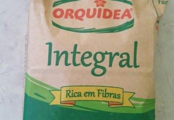 Farinha de Trigo Integral Orquidea