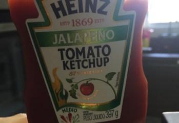 Ketchup Jalapeño Heinz