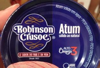 Atum Sólido ao Natural Robinson Crusoe