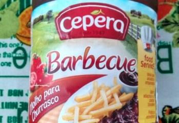 Molho Barbecue Cepera