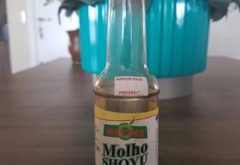 Molho Shoyu Mettre