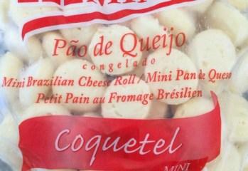 Pão de Queijo Coquetel Mini Forno de Minas