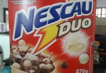 Cereal Integral Nescau Duo Nestlé