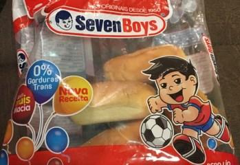Bisnaguinha Original Seven Boys