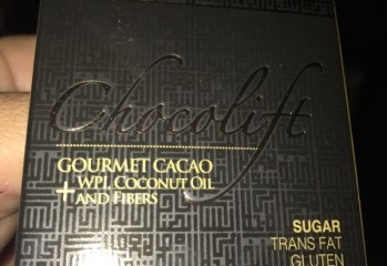 Chocolate Chocolift Gourmet Cacao Essential Nutrition