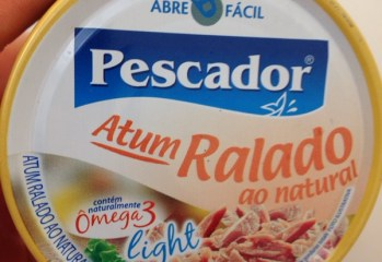Atum Ralado ao Natural Light Pescador