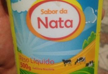 Manteiga Com Sal Sabor da Nata
