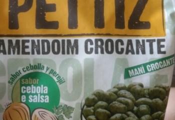 Amendoim Crocante Sabor Cebola e Salsa Pettiz Dori