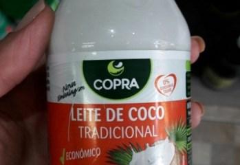 Leite de Coco Tradicional Copra