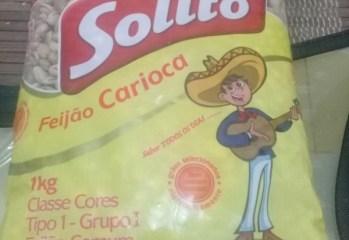 Feijão Carioca Solito