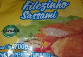 FIlezinho Sassami Empanado Lar