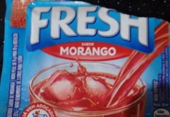 Refresco Morango Fresh
