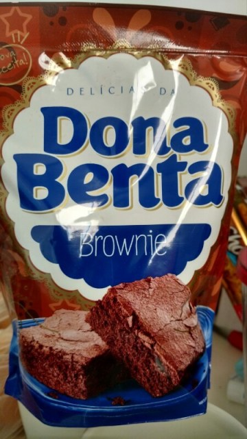 Brownie Dona Benta