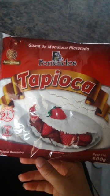 Tapioca Fernandes