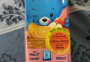 Mucilon Prontinho Frutas Vermelhas Nestle