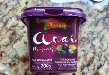 Açaí sabor Original Mais Fruta
