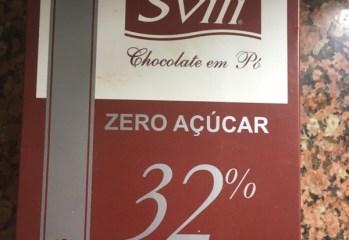 Chocolate em Pó 32% Cacau Zero Açúcar Svili