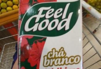 Chá Branco sabor Hibisco Zero Feel Good