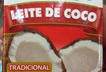 Leite de Coco Tradicional Sococo