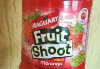 Fruit Shoot Sabor Morango Maguary