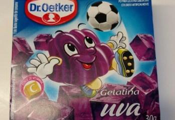 Gelatina Uva Dr. Oetker