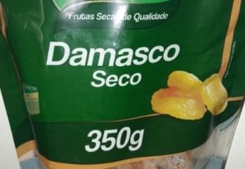 Damasco Seco Brasil Frutt