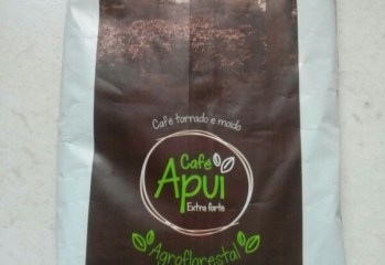 Café Torrado e Moído Café Apuí