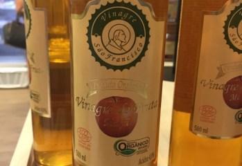 Vinagre de Fruta Maçã Orgânico São Francisco