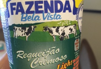 Requeijão Cremoso Light Fazenda Bela Vista