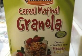 Granola Passas e Mel Naturale