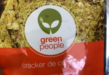 Cracker de Cenoura Green People