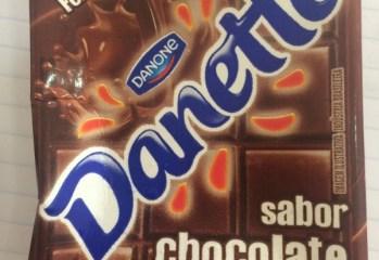 Bebida Lactea UHT Sabor Chocolate Danette Danone