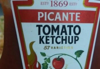 Tomato Ketchup Picante Heinz