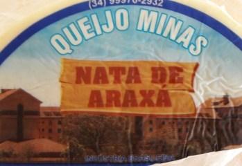 Queijo Minas Nata de Araxá