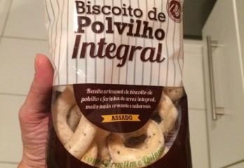 Biscoito de Polvilho Integral com Gergelim e Quinoa Tick Titos