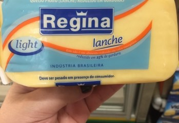 Queijo Prato (Lanche) Light Regina