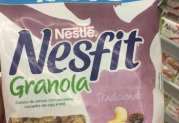 Granola Tradicional Nesfit Nestlé