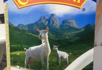 Leite de Cabra em Pó Integral Caprilat