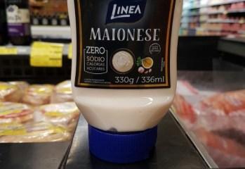 Maionese Zero Linea