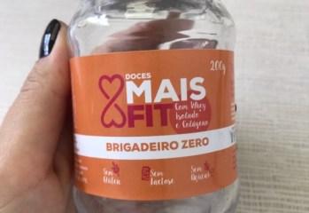 Brigadeiro Zero Doces Mais Fit