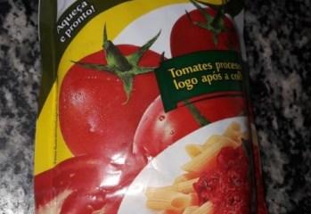 Molho de Tomate Manjericão Bonare
