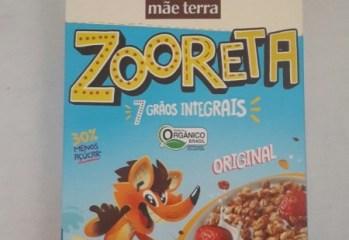 Cereal Matinal Original Zooreta Orgânico Mãe Terra