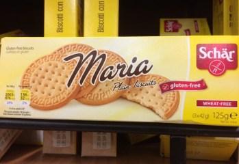 Biscoito Maria Sem Glúten Schär