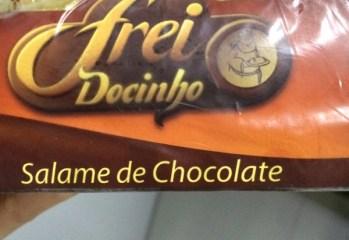 Salame de Chocolate Frei Docinho