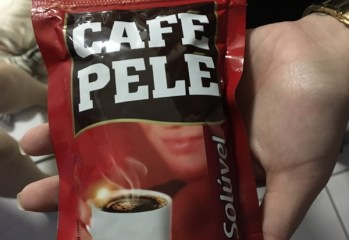 Cafe Soluvel Granulado Cafe Pele