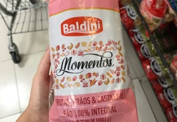 Pão Integral Frutas, Grãos & Castanhas Momentos Baldini