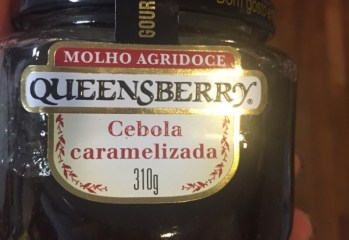 Molho Agridoce Cebola Caramelizada Queensberry