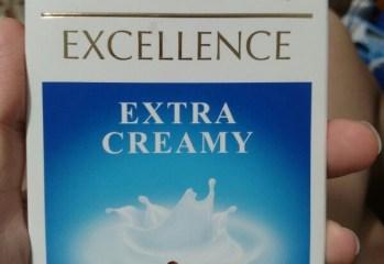 Chocolate ao Leite Extra Creamy Lindt