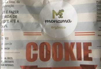 Cookie Vegano Organico Monama